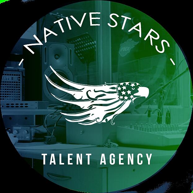 Native stars for Native agency