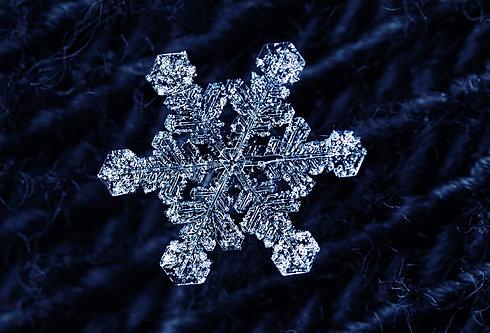 snehová vločka II