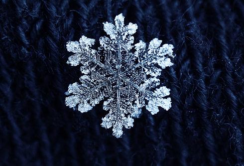 snehová vločka III