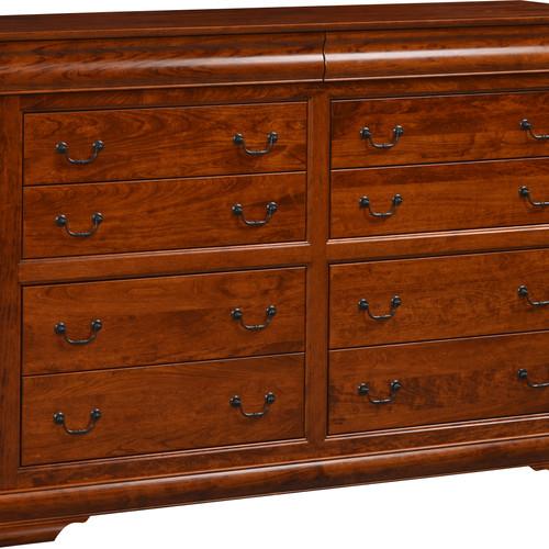 Williamsburg Ten Drawer Dresser