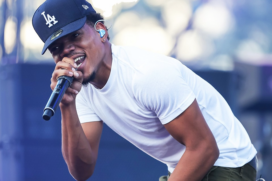 18 Chance The Rapper