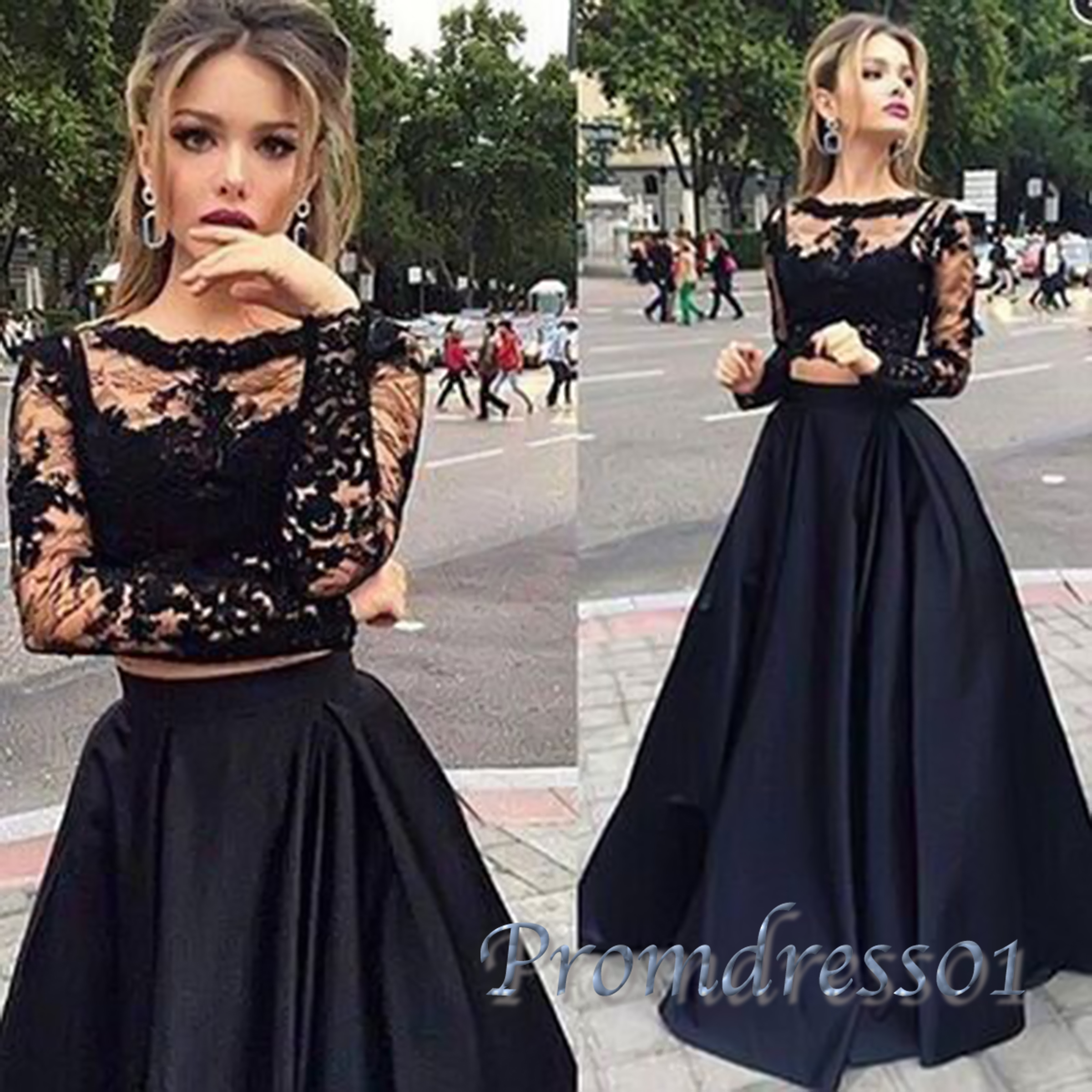 research long black prom dresses 2016