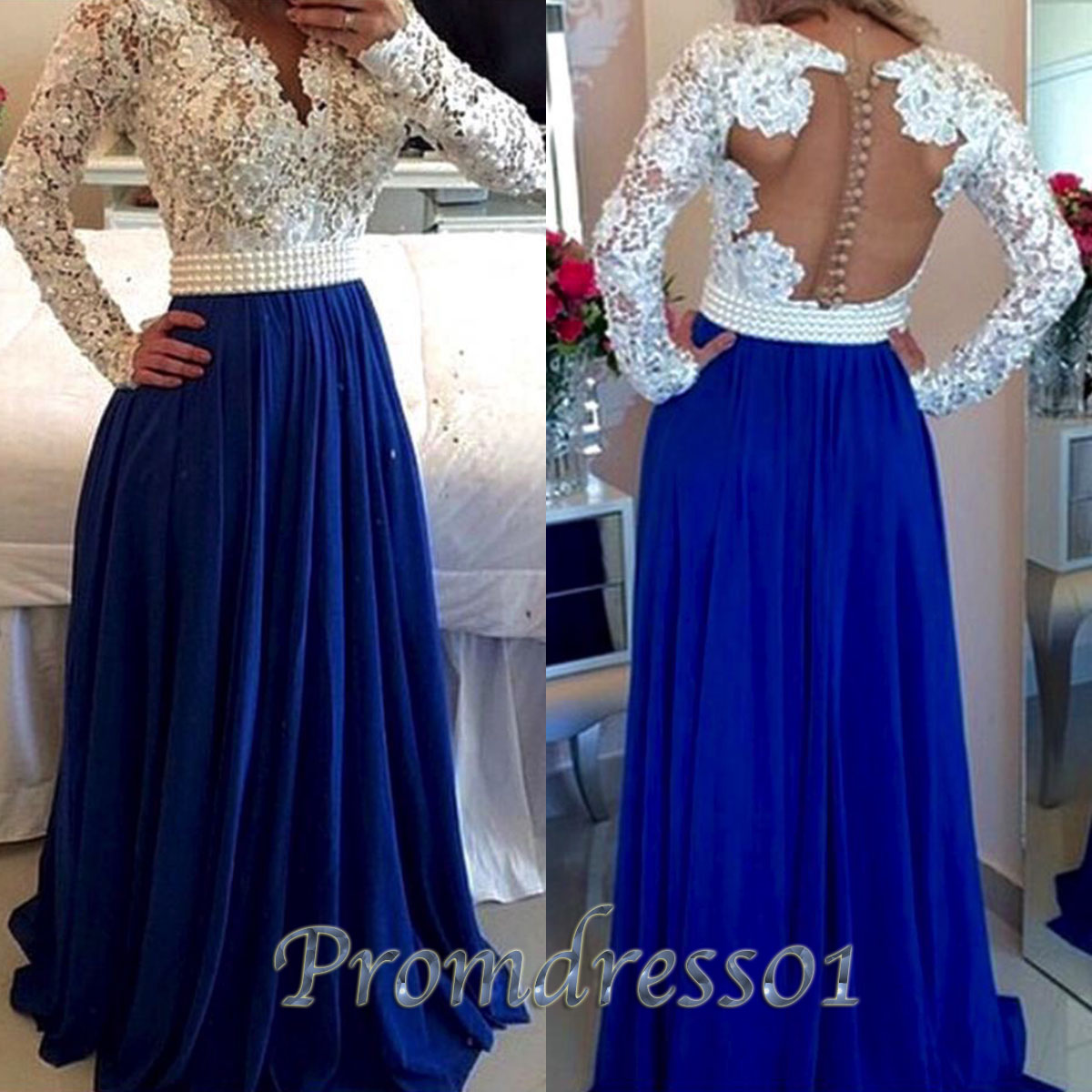 cheap v neck long sleeve dresses