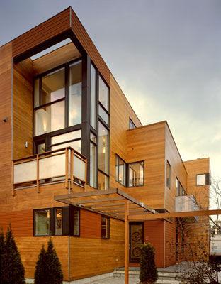 Covabois constructeur de maison en bois massif contrecoll for Constructeur de maison en bois massif