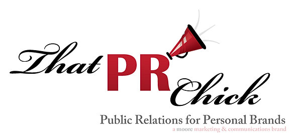 """""""public relations personal brands, marketing stephanie d. moore"""