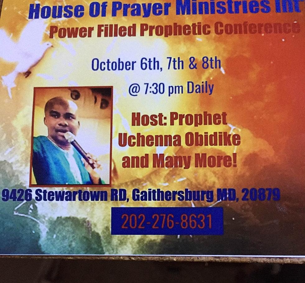 pastor uchenna obidike