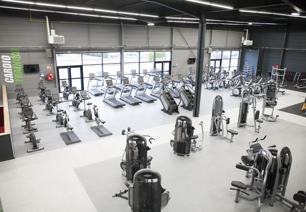 beauvais une nouvelle salle de fitness de 1400 m2 actu locale