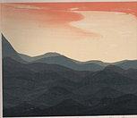 Orange Sky, 2012