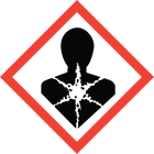 GHS pictogram health hazard