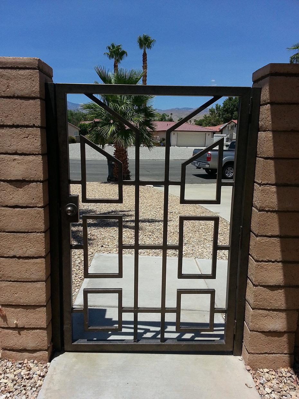 Wrought Iron Gates Fences Indio