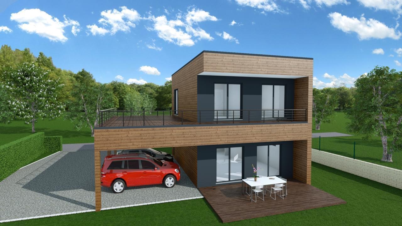 booa projets 3d. Black Bedroom Furniture Sets. Home Design Ideas