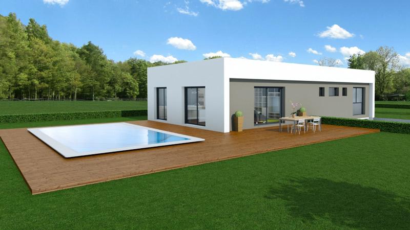 nouveau projet booa constructeur maisons ossature bois. Black Bedroom Furniture Sets. Home Design Ideas