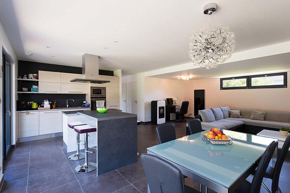 booa constructeur maisons ossature bois design prix direct fabricant maison booa realisation. Black Bedroom Furniture Sets. Home Design Ideas