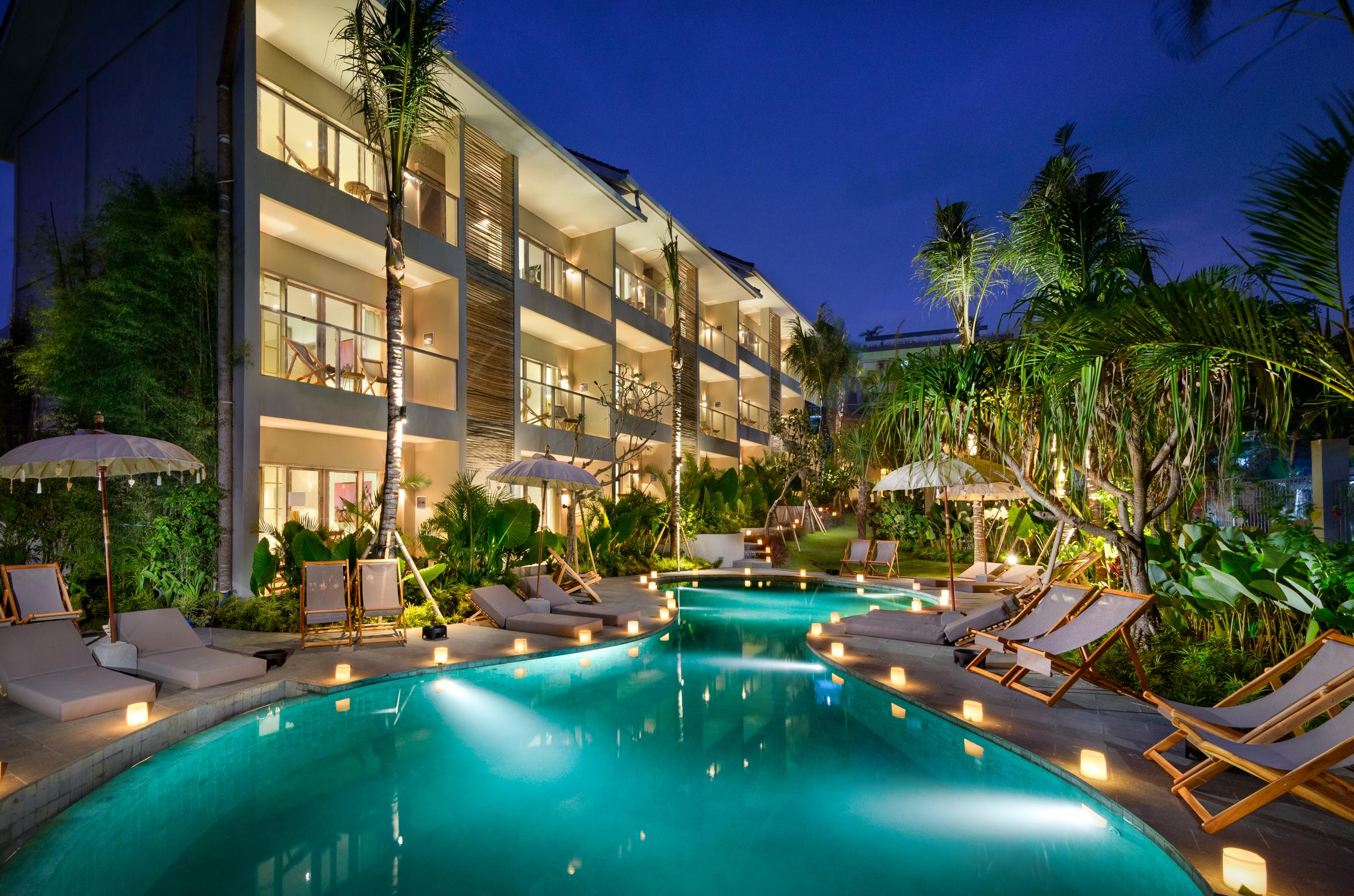 Bali Hotels Kuta Beach Club