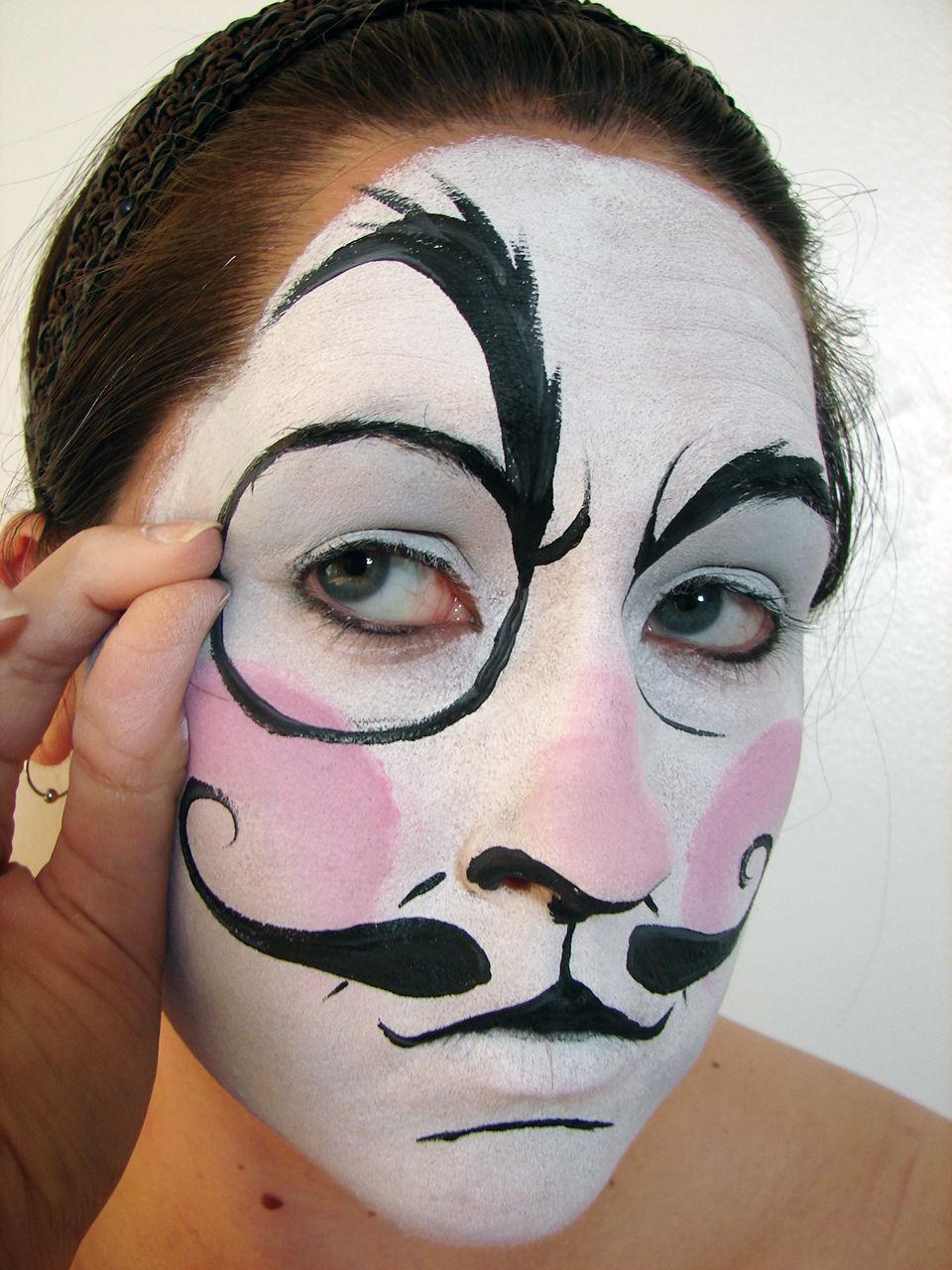Wix.com Makeup created...