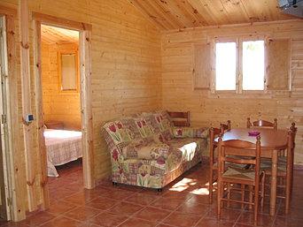 Camping interior valencia - Interior casas de madera ...