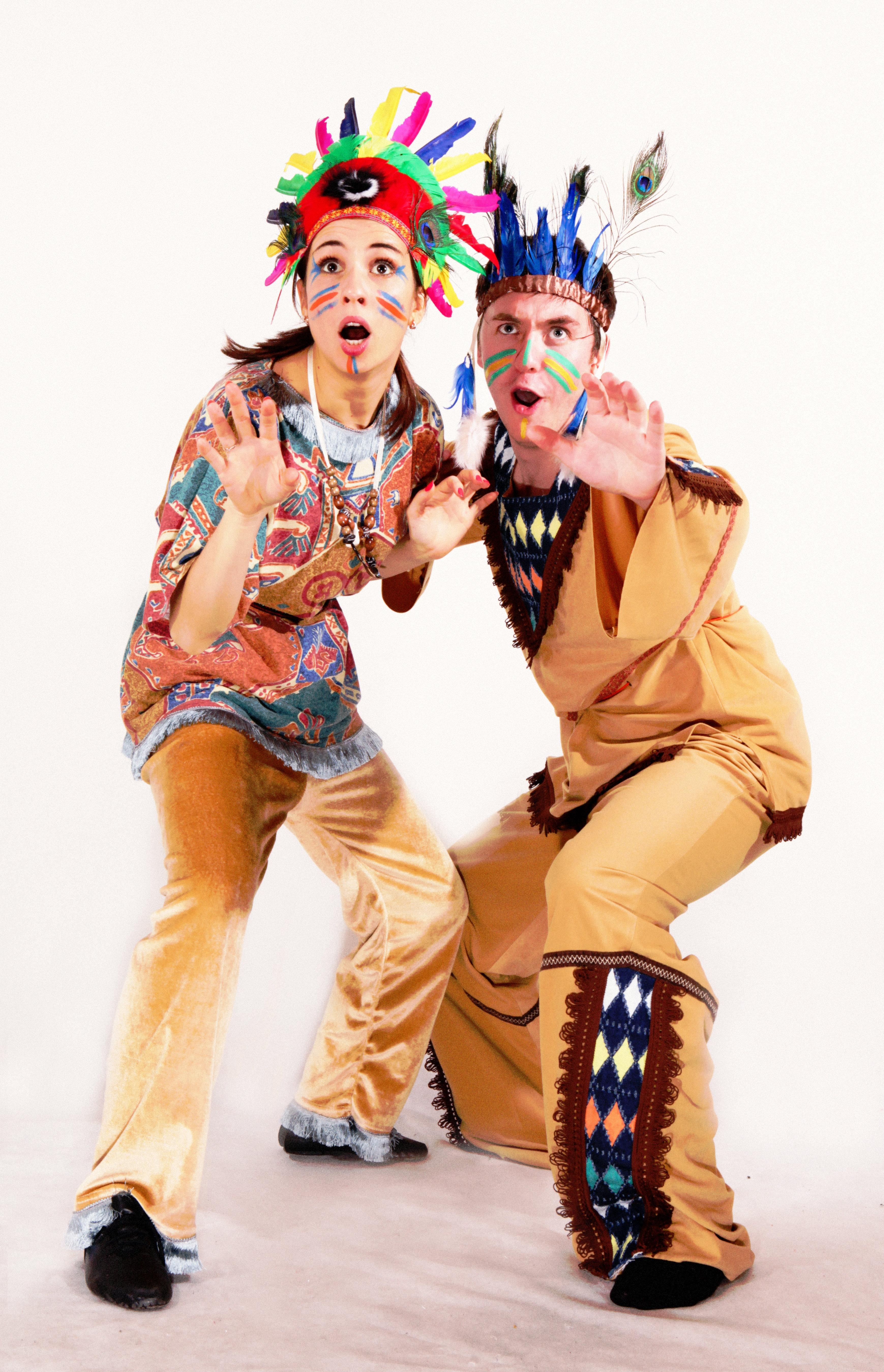 Посмотреть танец индианок 13 фотография