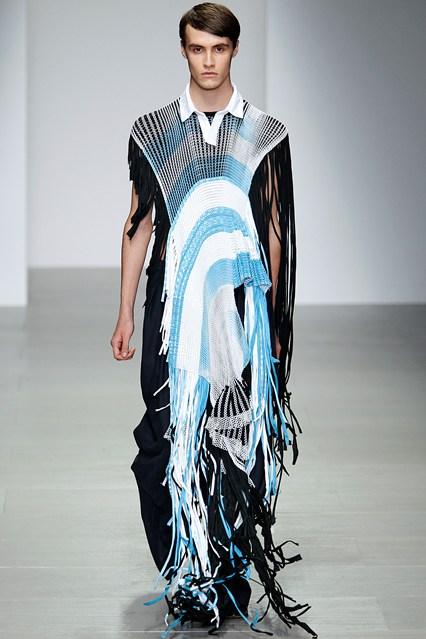 扎染在现代服装设计上的影响