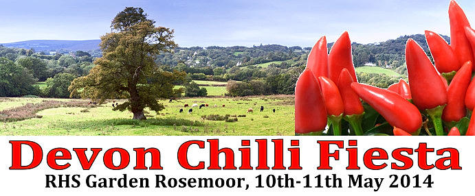Devon Chilli Fiesta @ RHS Rosemoor Gardens | Torrington | United Kingdom