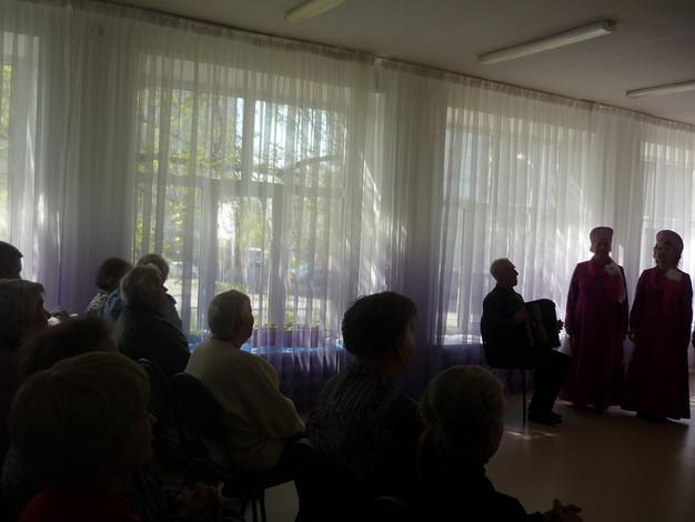 Акция для пенсионеров в санатории урала