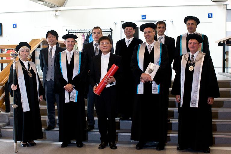 Phd committee