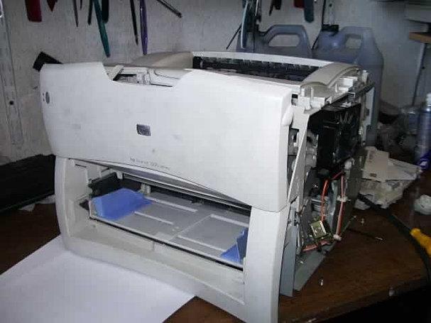 Ремонт копировальных аппаратов своими руками