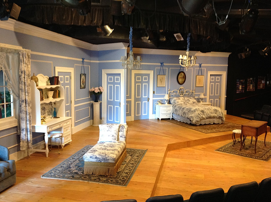This Was A Live Theatre Set For Scripps Ranch In San Diego Designed By Jay Newington