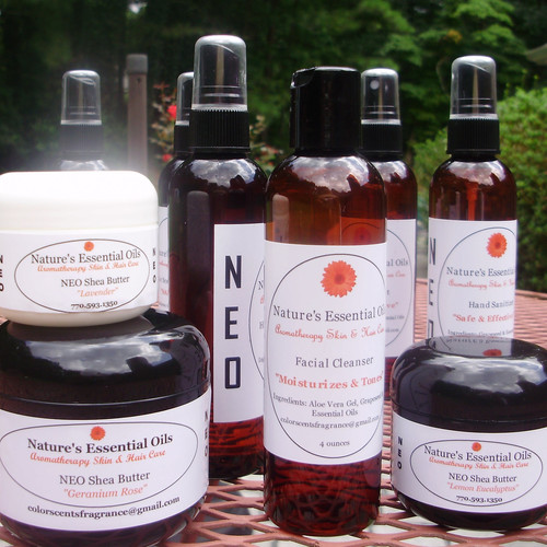 Nature S Essential Oils Aromatherapy Skin Hair Care