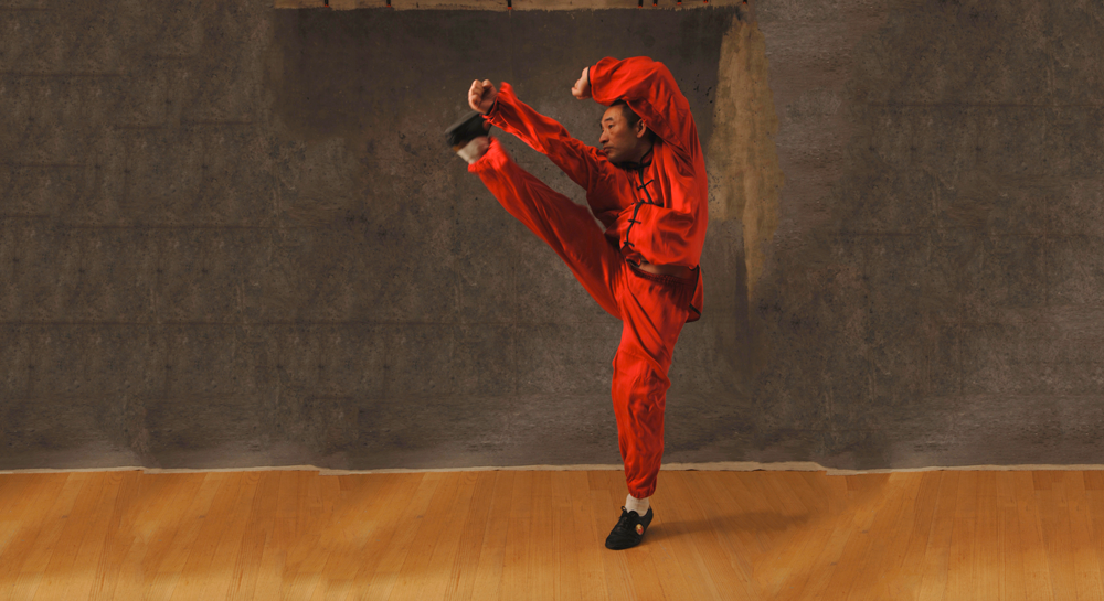 Liu Pao Chui Kick Png