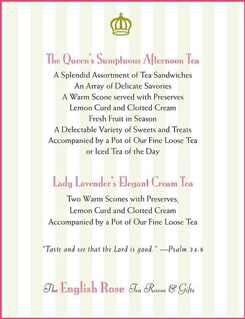 English Tea Rose Room