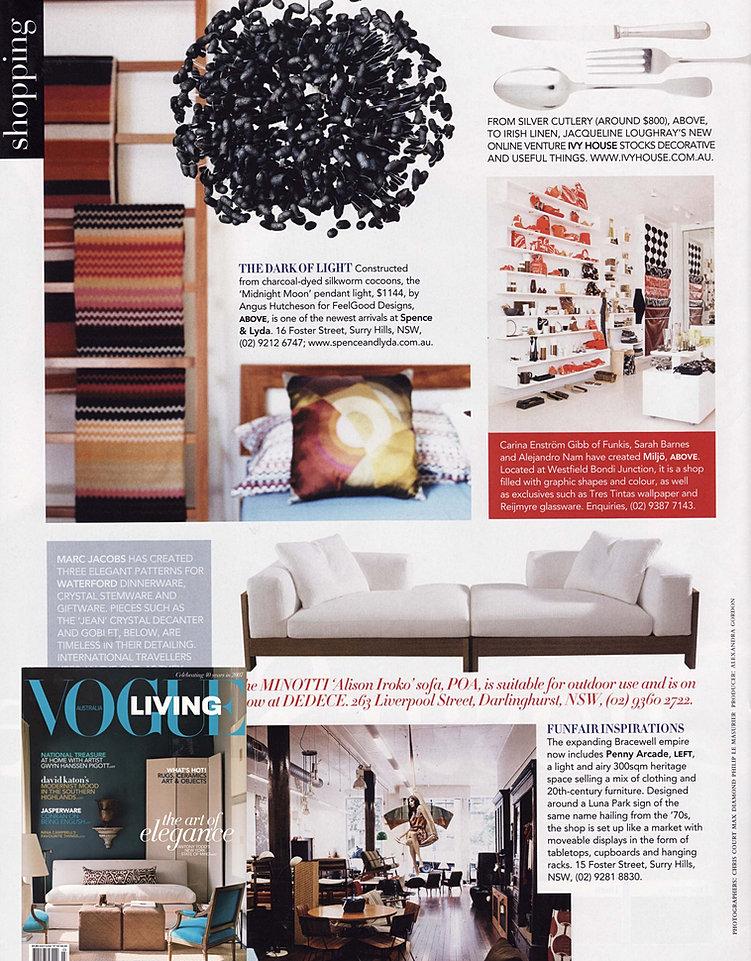 Vogue May 2007. ango