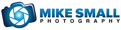 Logo for Mike Small real estate photography
