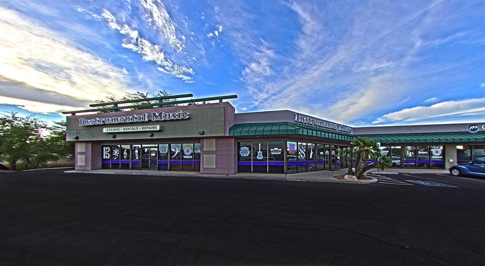 Instrumental music center tucson az lessons rentals repairs imc speedway store solutioingenieria Gallery
