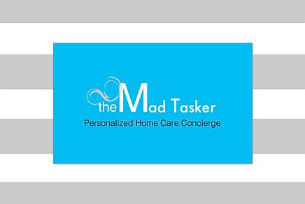 Image result for the mad tasker logo