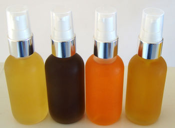 Organic Cold Pressed Oils