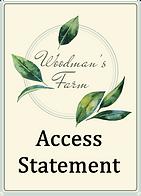 Woodman's Farm B&B Access Statement