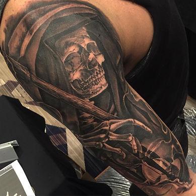 damascus tattoo company