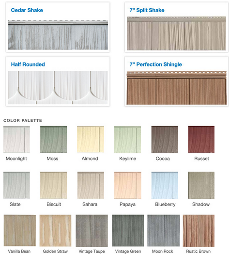 Hardiplank siding styles bing images for Siding styles and colors