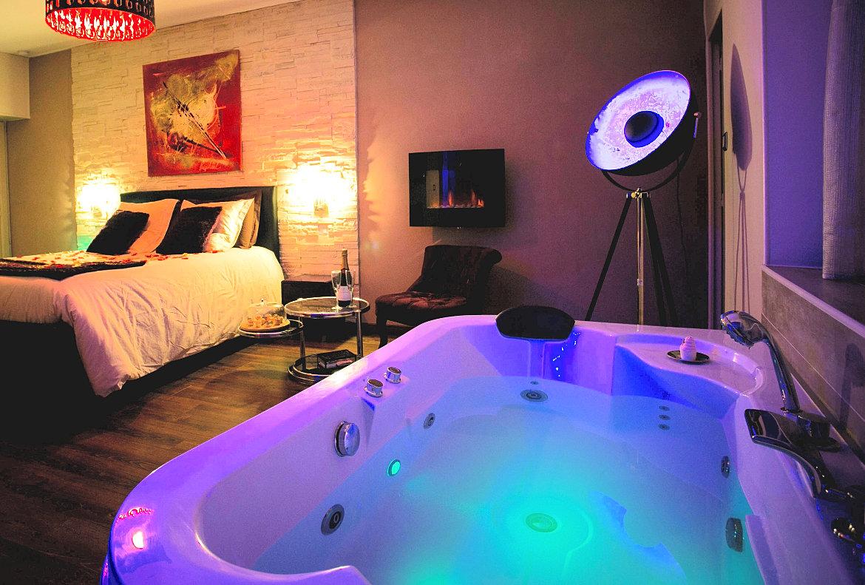Hotel Chambre Spa