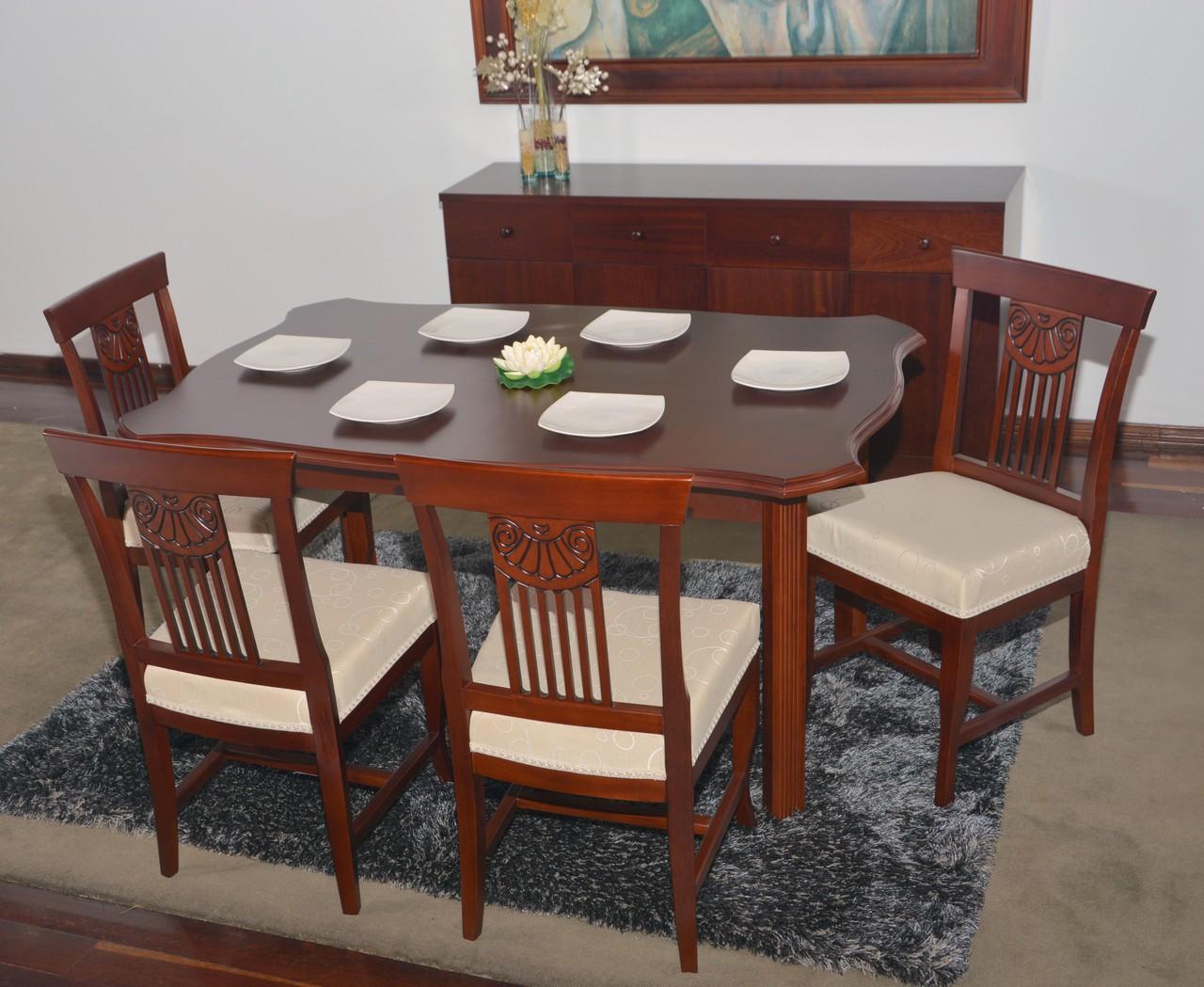 Muebles el Cid | Comedores | 451 5476 - 751 6235 | Bogota - Colombia