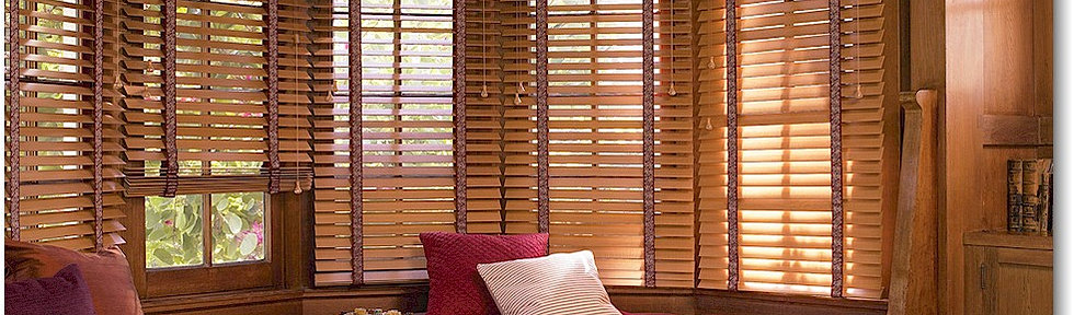Parkland wood blinds in north and south carolina