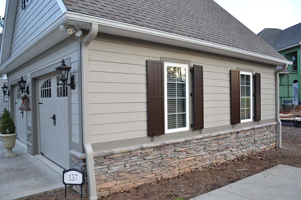 Elite exterior shutters nc and sc for 12 inch board and batten vinyl siding