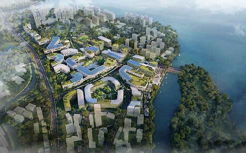 aerial_view_punggol_digital_district - j