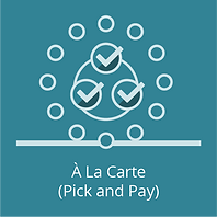 A La Carte (Pick and pay)