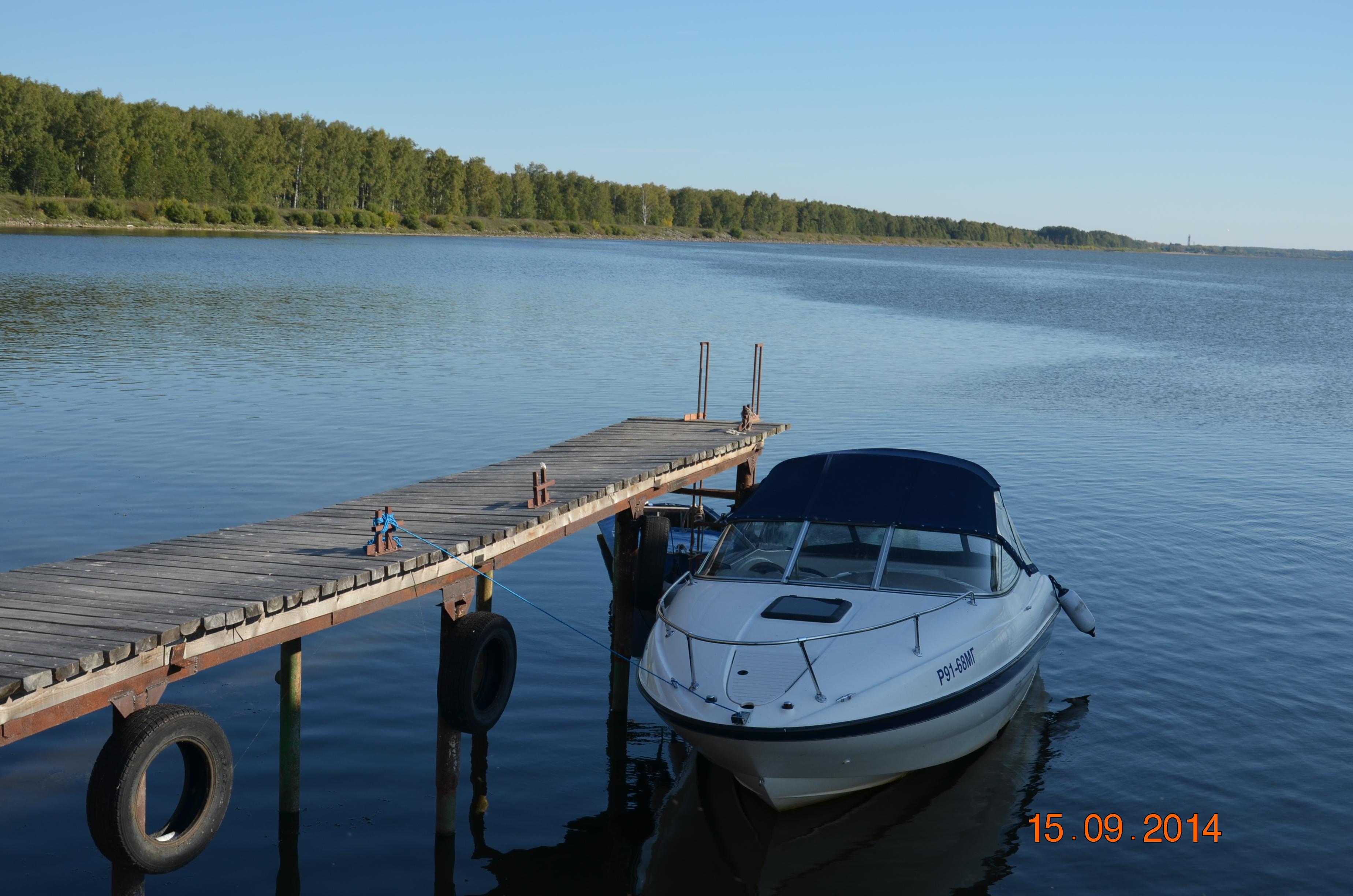 прокат лодок в тверской области для рыбалки