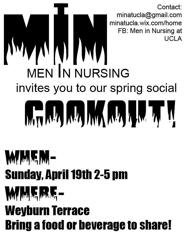 Men In Nursing - Men In Nursing at UCLA