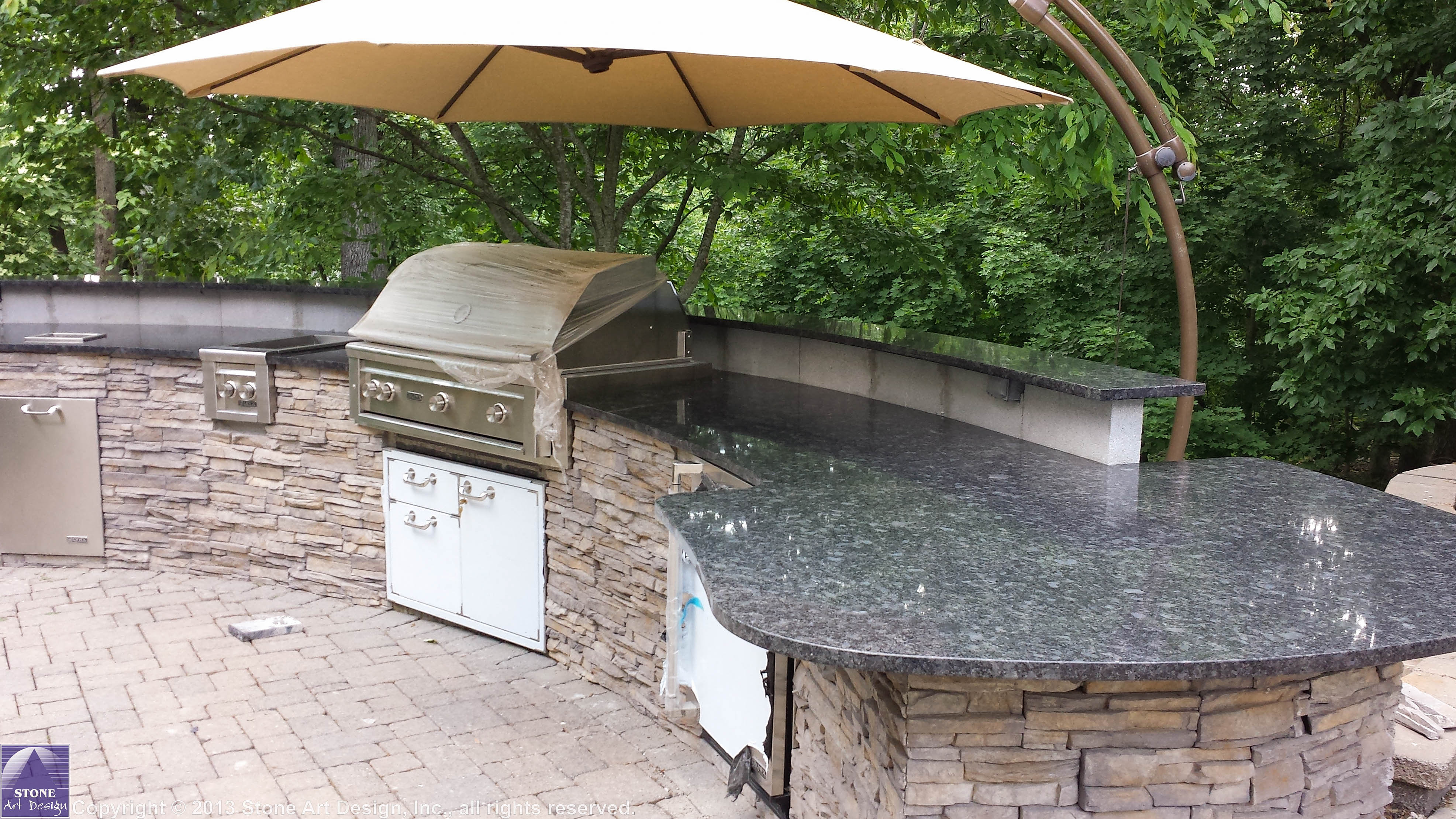 Stone Art Design - Kitchen and Bath Remodeling, Cabinets ...