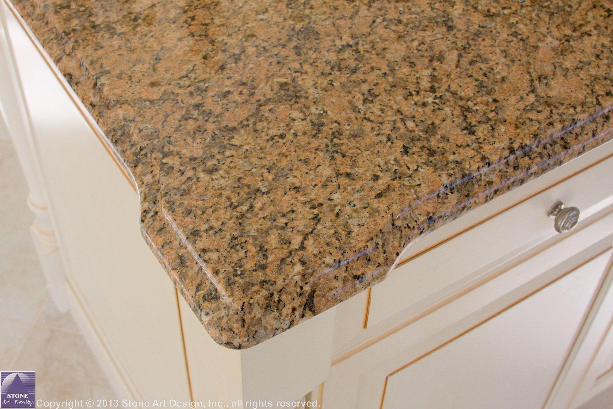 Giallo Veneziano Granite Kitchen Stone Art Design Kitchen And Bath Remodeling Cabinets
