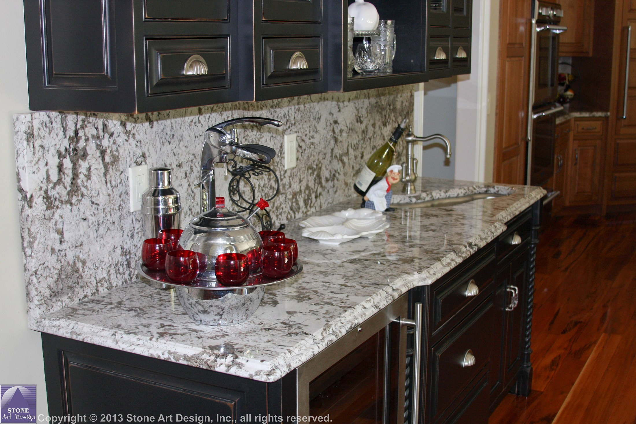 Bianco Antico Granite Kitchen Stone Art Design Kitchen And Bath Remodeling Cabinets