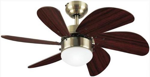 Luxes de mexico ventiladores de techo westinghouse - Ventiladores de techo antiguos ...